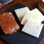 homemade quince paste (membrillo)