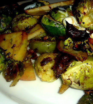 """""""Alta"""" Brussels Sprouts"""