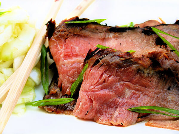 Korean Flank Steak