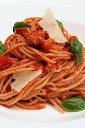 Mandy's Spaghetti Sauce