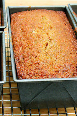 Pawpaw Quick Bread