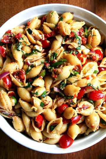 Kristina's Simple Pasta Salad