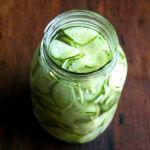 cucumber-apple pickle