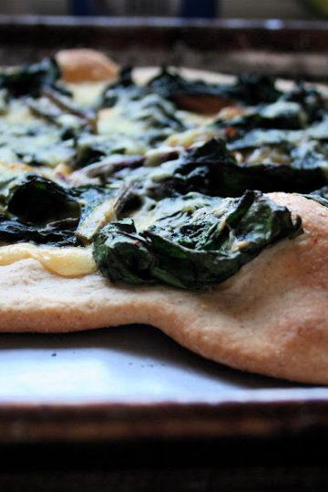 Backyard Chickens & Thin-Crust Pizza