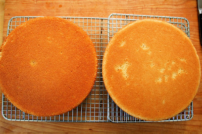 Lemon-Buttermilk Cake