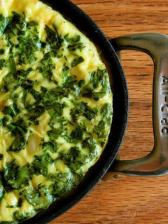 I love this recipe for corn pudding, which I made last summer after hearing my mother rave about it. It takes only minutes to prepare and is a perfect late-summer, early-fall dish. // alexandracooks.com