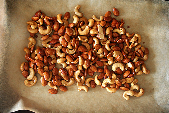 nuts-uncooked