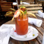 The Best Bloody Mary, Breakfast at Ramos House