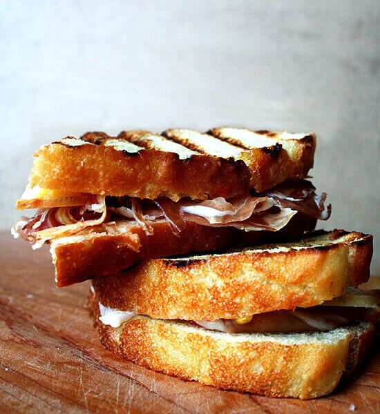 A Simple, Most Delicious Sandwich