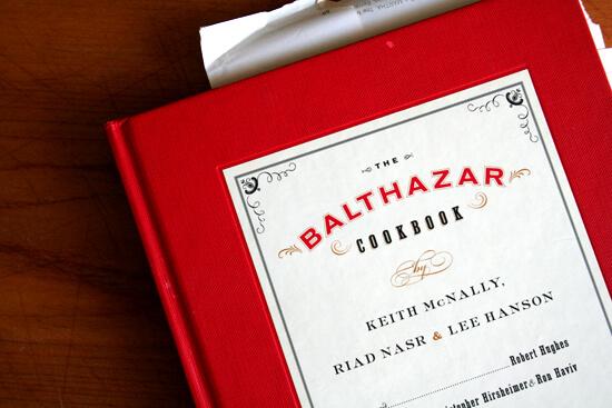 The Balthazar Cookbook.