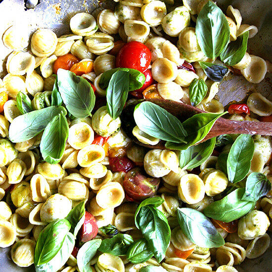 A Super Summery Pasta