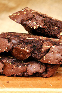 David Lebovitz' Chocolate Biscotti — Great Recipe