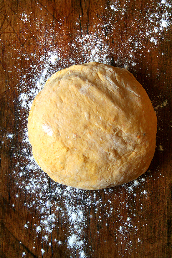 gnocchi dough