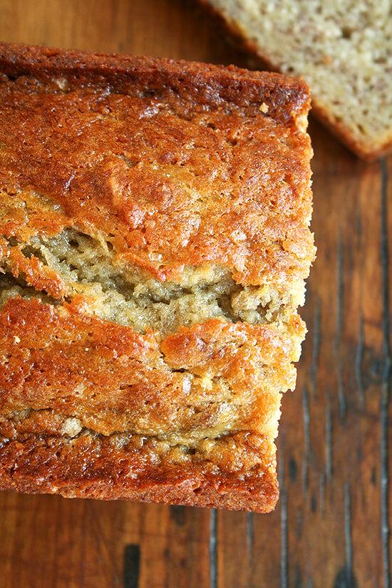 Mrs. Myers' Banana Bread