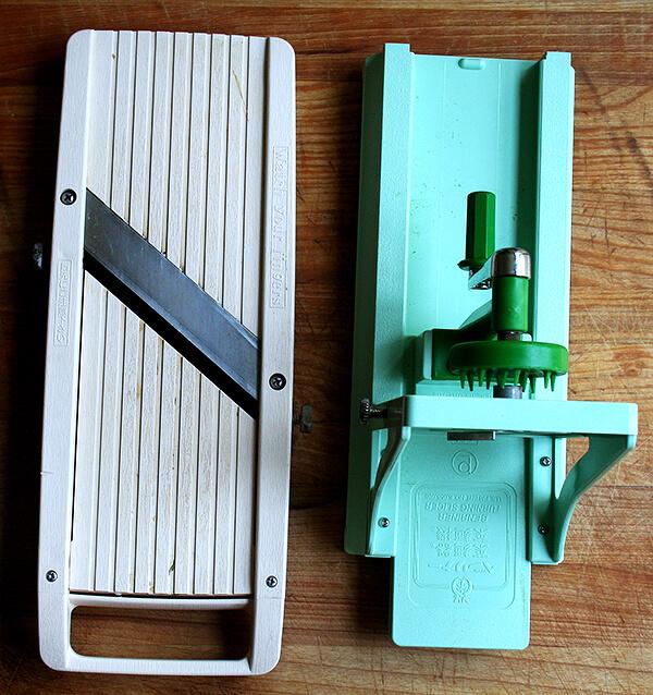Benriner slicers