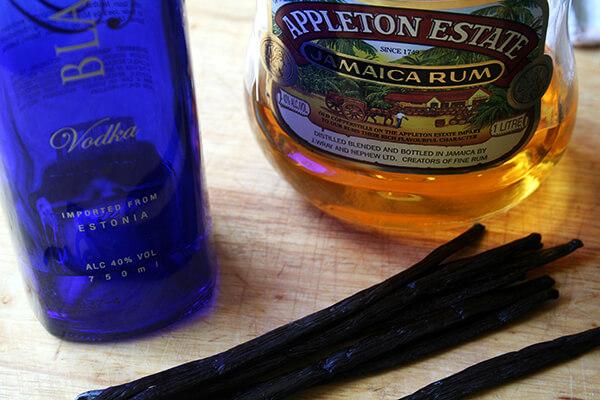 vodka & rum
