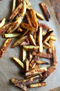 "Cooking Light's ""veggie fries"""