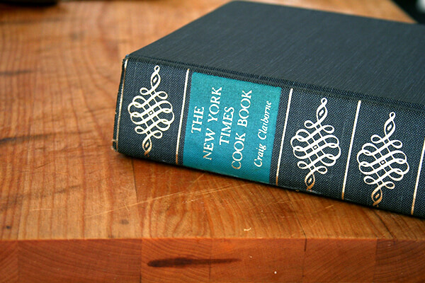 The New York Times Cookbook, Craig Claiborne