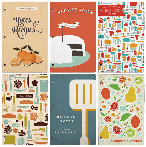 Enter this $150 Minted Gift Certificate Giveaway to use on holiday cards, personal stationery and invitations, as well as calendars and gift tags and wall art and party decor. They also have a fantastic selection of food-themed gifts, including kitchen journals (pictured above), art prints (pictured below), stationery and photo cards. // alexandracooks.com