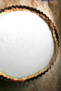 Maple Cream Tart