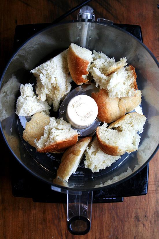 bread in cuisinart