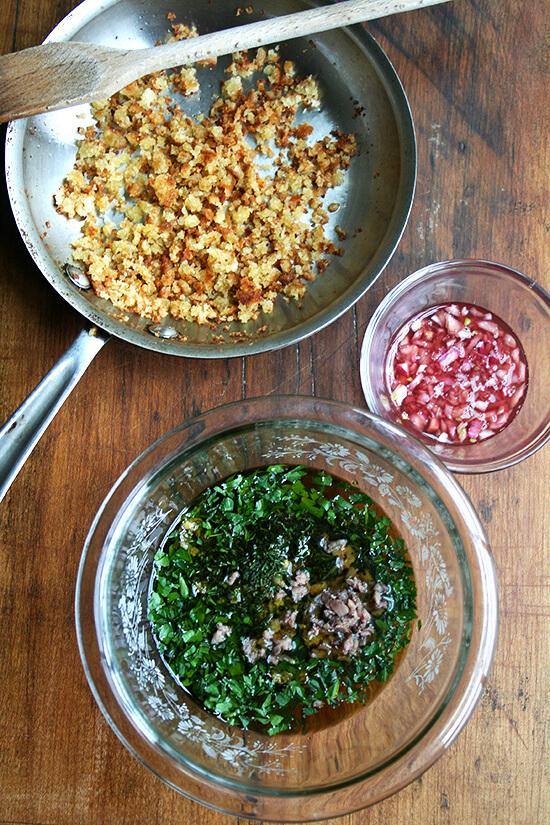 bread salsa components