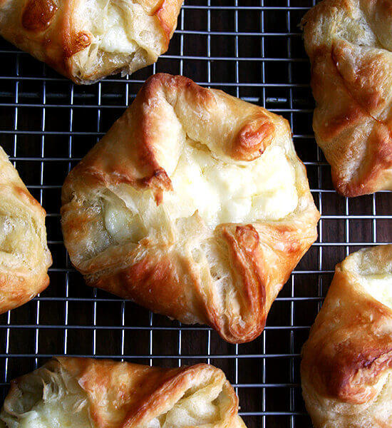 Processor Danish Pastry & Cheese Danishes