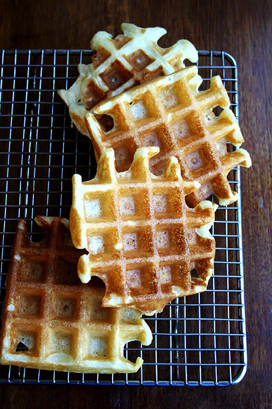 Aretha Frankenstein Waffle Mix | Father's Day