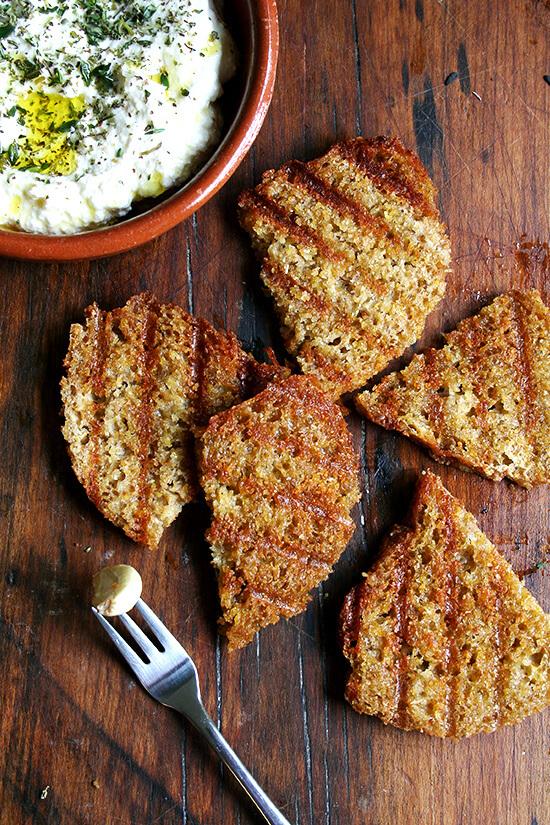 grilledbread
