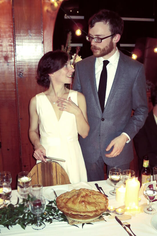 Anne & Matt