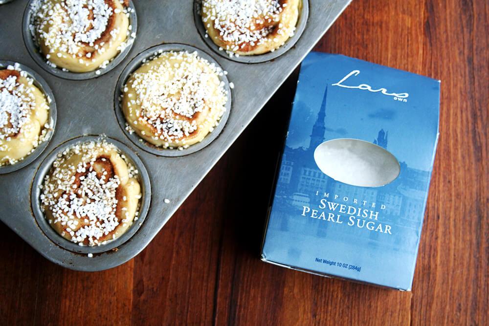 lars swedish pearl sugar