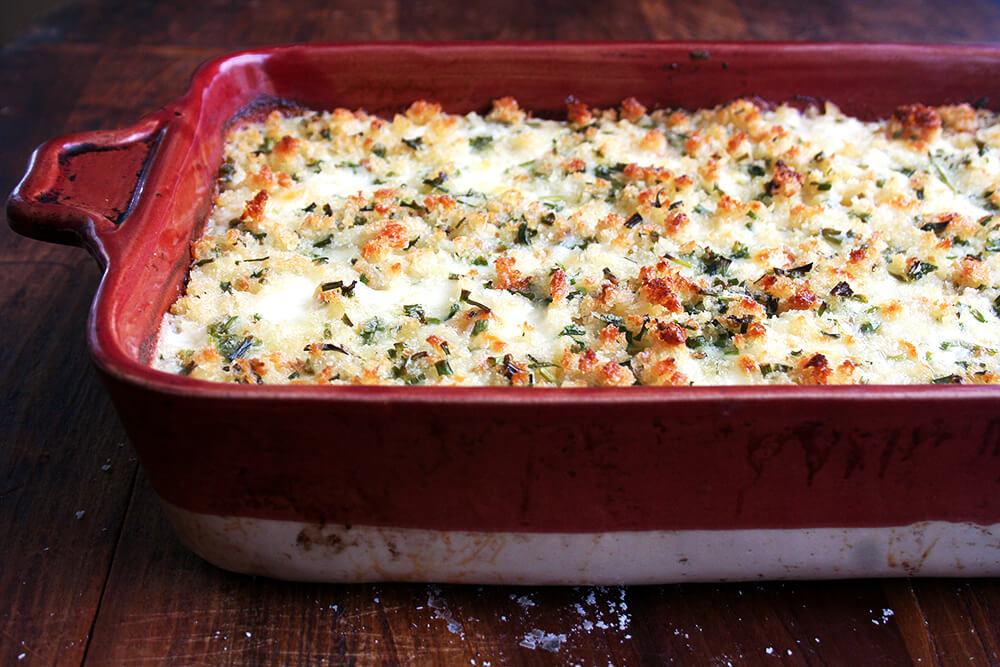 super easy no-boil mac n cheese