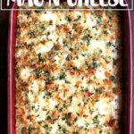 no-boil mac n' cheese