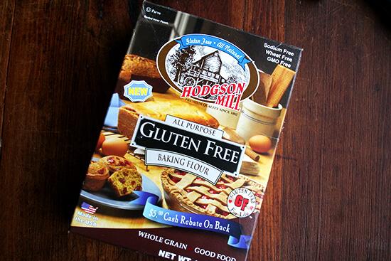 hodgson mill gluten-free flour mix