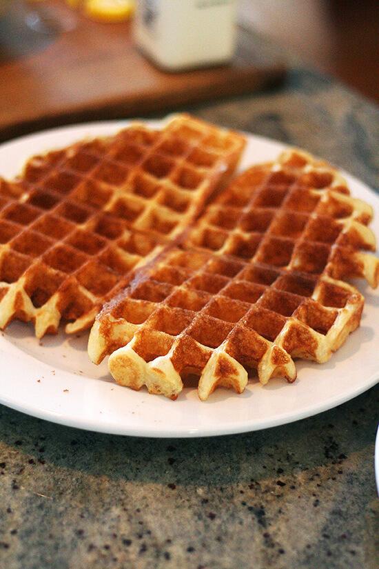 wade's waffles