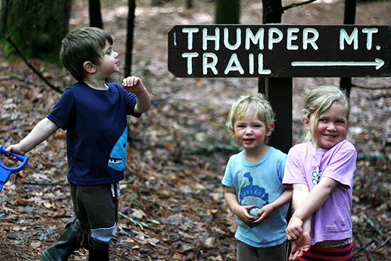 thumper mt trail