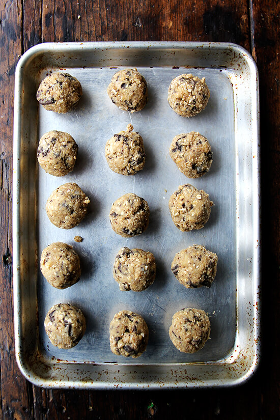 dough balls