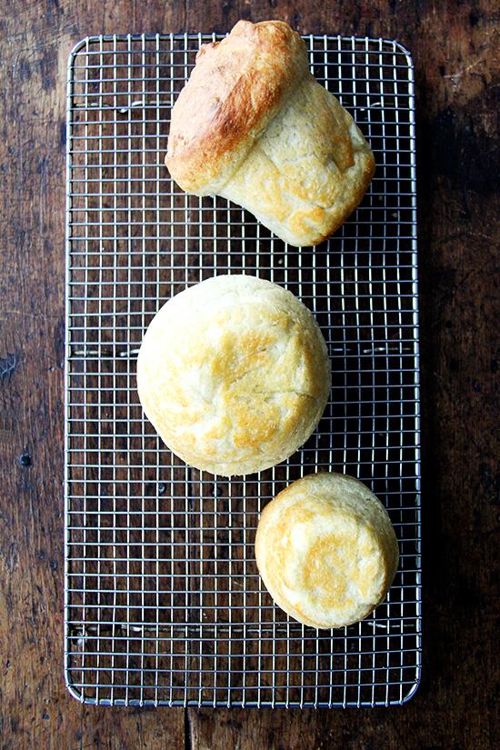 peasant bread bowls