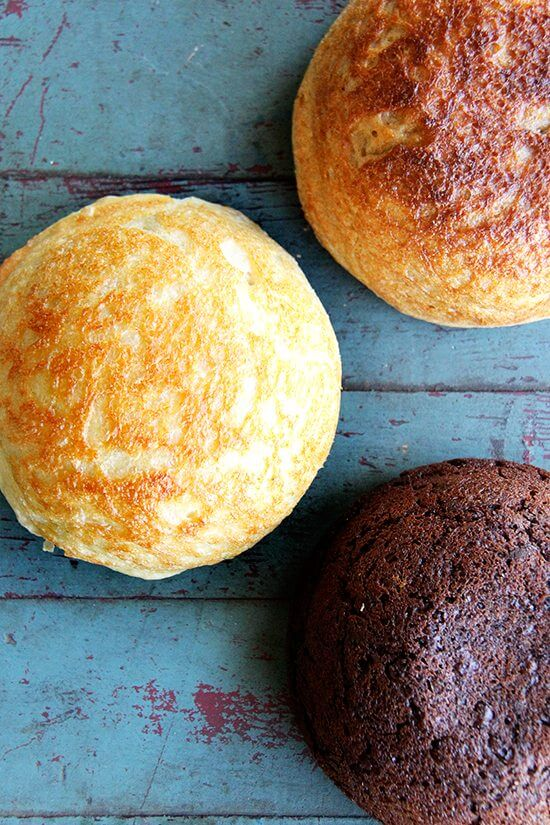 baked peasant bread