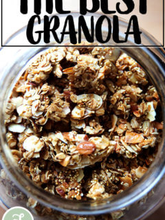 The best granola.