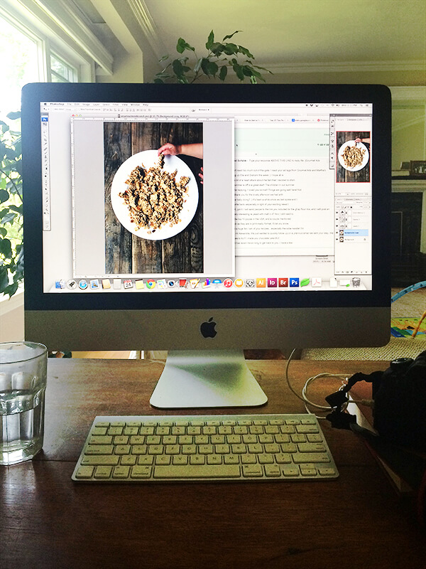 How to start a food blog with Wordress and Bluehost in a few simple steps. You can do this! // alexandracooks.com
