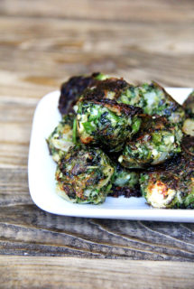 CSA Week 5/6: Fried Greens Meatlessballs, Pickled Turnips, Four-Minute Egg Gribiche