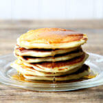 One-Bowl Buttermilk Pancakes on the Baking Steel Griddle