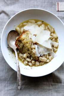 Marcella's Stewy White Beans (Brined not Soaked)