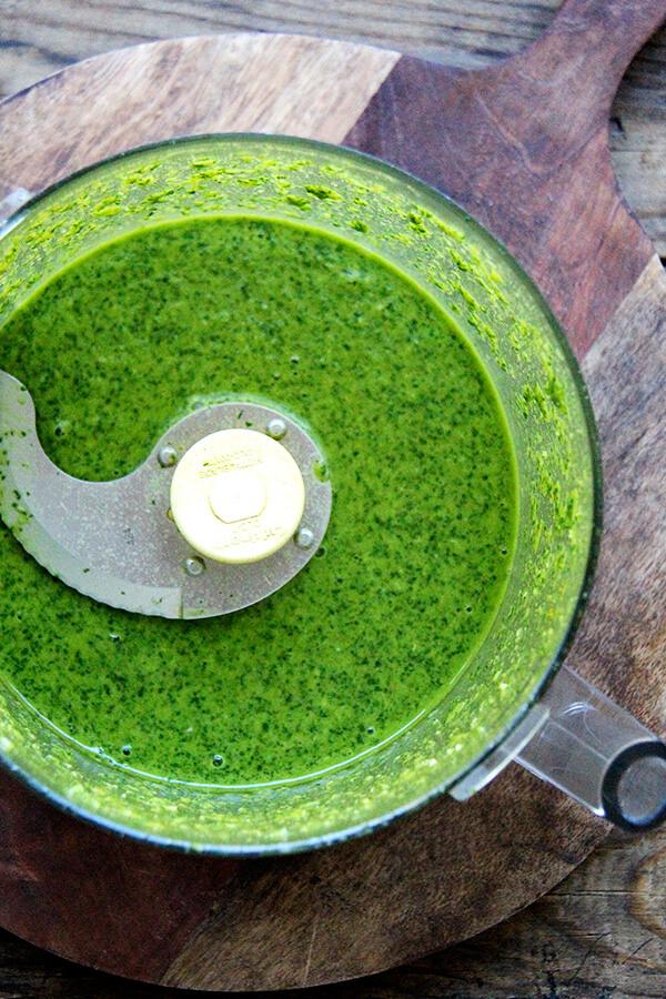 cilantro dressing