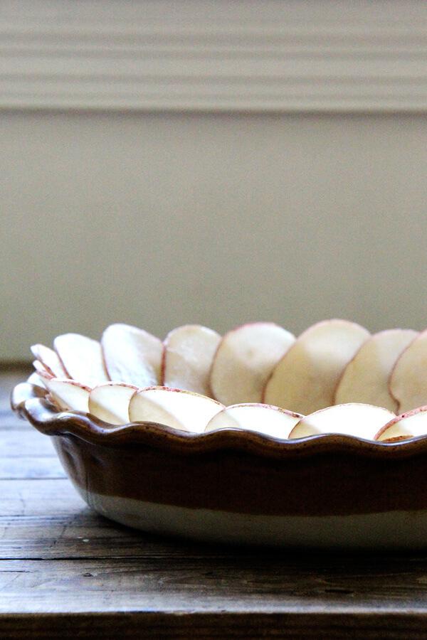 potato crust