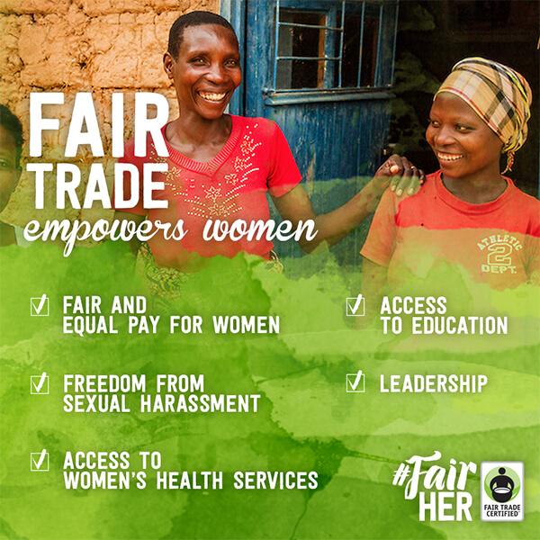 fair trade info