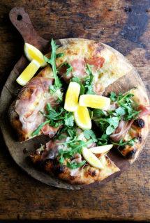 Arugula & Prosciutto Pizza {Video}