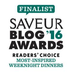 saveur blog award finalist