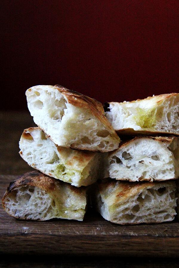 Lahey bread